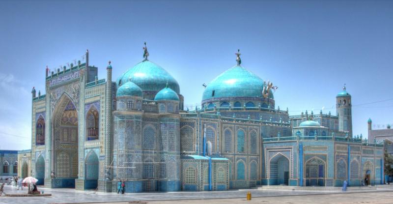 Afganistan - Mezarı Şerif - Mehrengis Uzgun